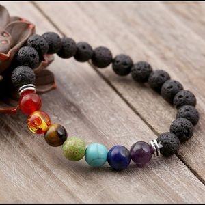 Jewelry - Natural Volcanic Stone Bracelet
